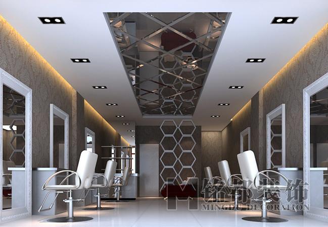 一楼发廊设计图