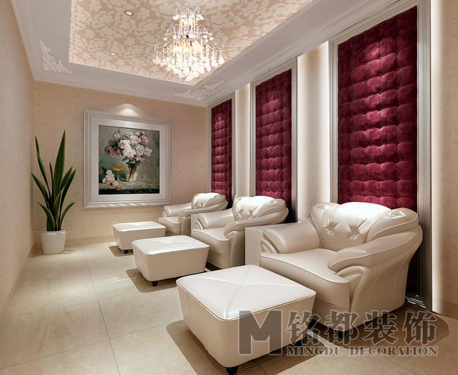 指上艺术VIP贵宾室装修图