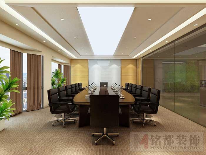 会议室装修设计